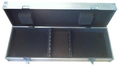 coffin style turntable flightcase